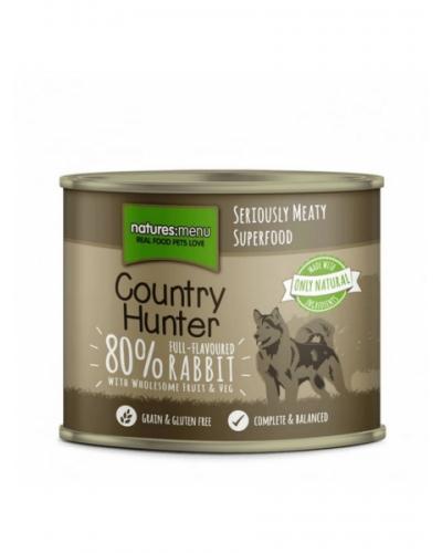 Natures country hunter Tin rabbit