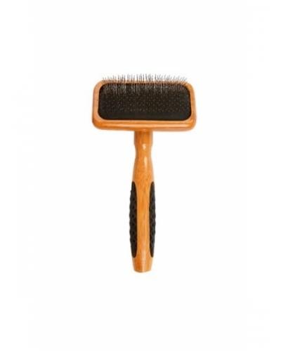 Bass de-matting slicker brush small soft A21