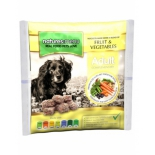 Natures menu fruit&veg 1kg